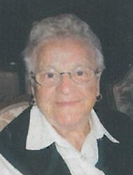 Frau Josefa Zettel aus Prüfing