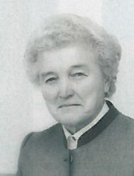 Frau Rosina Ettl aus Brunn
