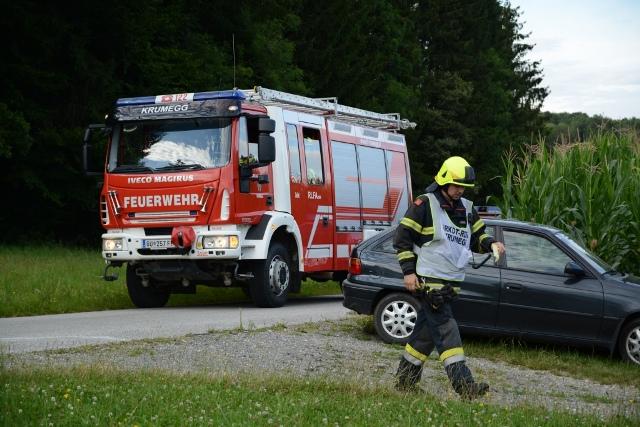 Übung in Rettenbach