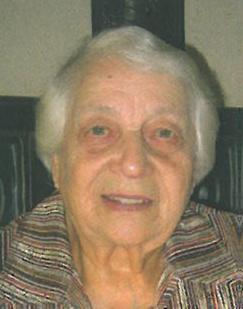 Wir trauern um Frau Elfrieda Prall aus Krumegg
