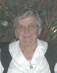 Wir trauern um Frau Theresia Hödl aus Krumegg