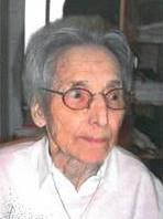 Wir trauern um Frau Theresia Fessl aus Kocheregg