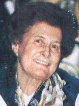 Frau Martha Pöllitsch aus St. Marein bei Graz