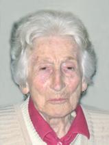 Frau Maria Schönberger aus St. Marein bei Graz
