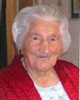 Frau Josefa Weiss aus Edelstauden