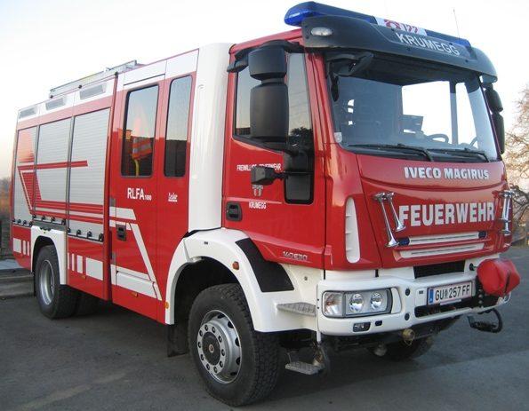 Brandverdacht in Pirkwiesen