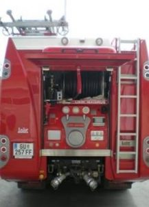 Monatsübung Thema Brandeinsatz