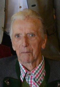 Wir trauern um Herrn Josef Wagner aus Krumegg