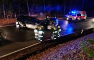 Verkehrsunfall auf der L-367