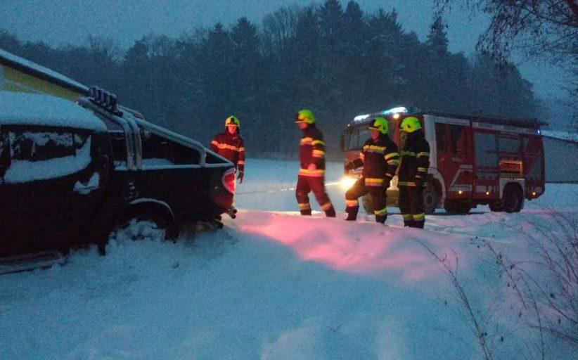 Fahrzeugbergung in Hohenegg
