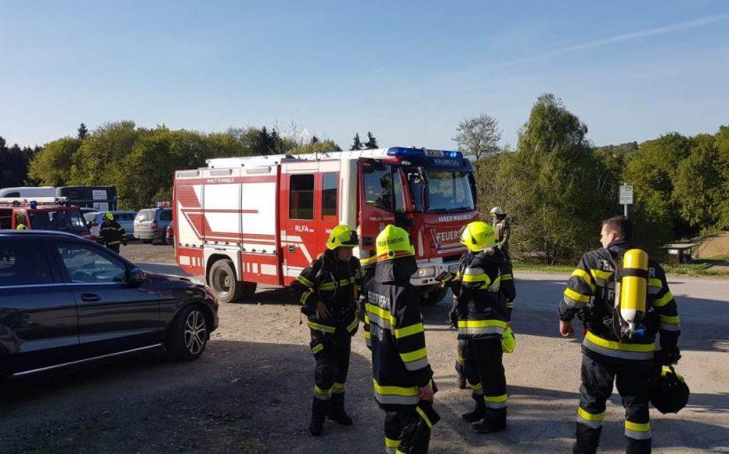 Küchenbrand in Kögerlberg