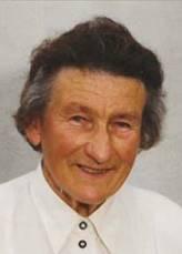 Wir trauern um Frau Erna Prall aus Kohldorf