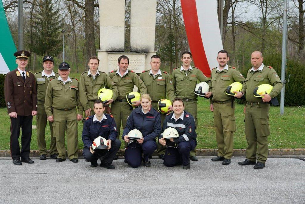 42. Feuerwehr-Matura abgeschlossen!