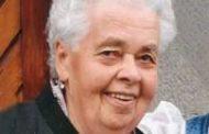Wir trauern um Frau Hedwig Fink aus Brunn