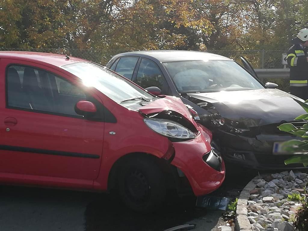 Verkehrsunfall L-305