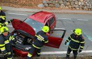 Verkehrsunfall auf der L-305