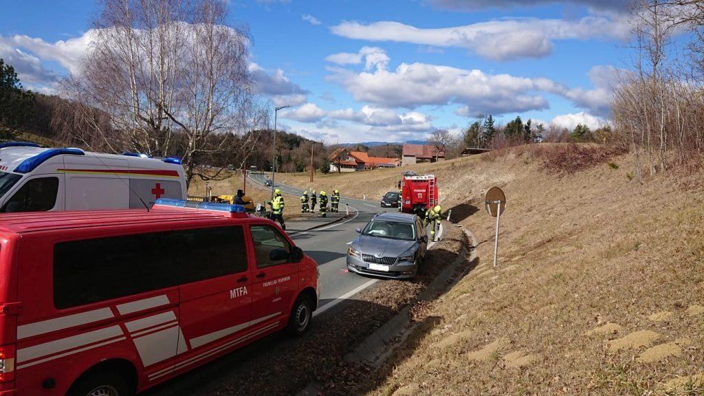 Verkehrsunfall L-367