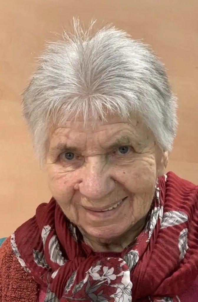 Wir trauern um Frau Maria Hacker aus Dornegg