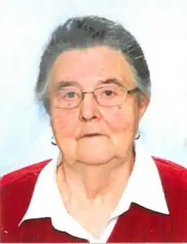 Wir trauern um Frau Maria Kamper aus Hohenegg