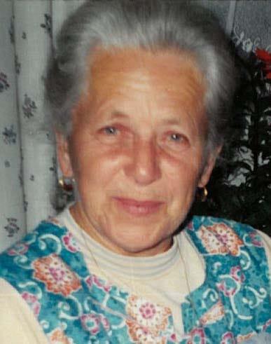 Wir trauern um Frau Anna Dieber aus Dornegg