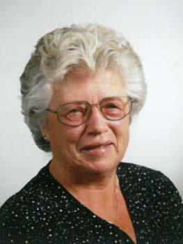 Wir trauern um Frau Frieda Hopitzan aus Krumegg