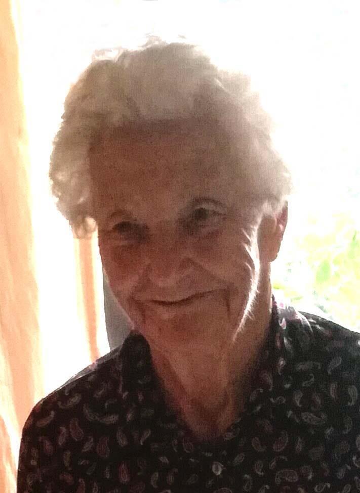 Wir trauern um Frau Anna Hofer aus Hohenegg