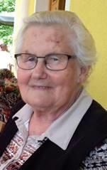 Wir trauern um Frau Hildegard Leifert aus Dornegg