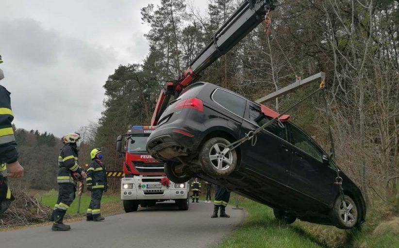 Fahrzeugbergung in Prüfing