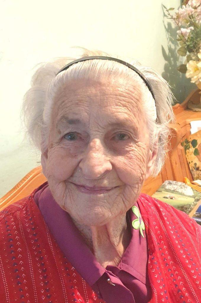 Wir trauern um Frau Maria Wagner aus Pirkwiesen